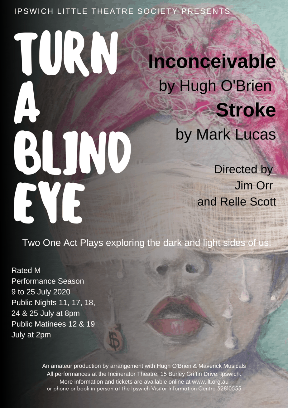 Turn a Blind Eye - A Season of One Act Plays