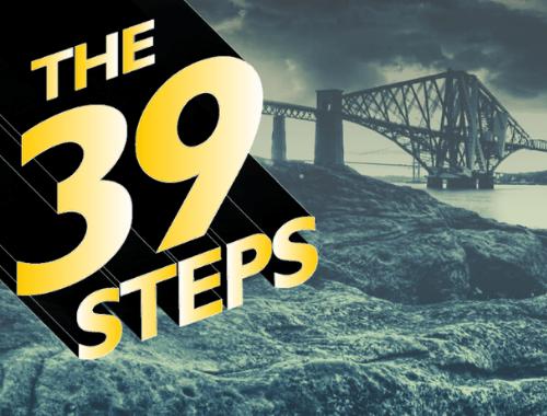 The 39 Steps (A Comedy)